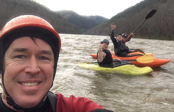 kayaking-with-my-boys